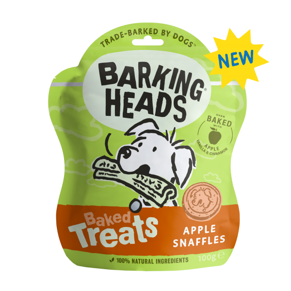 Barking Heads Apple Snaffles