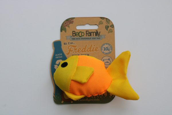 BeCo Family - Freddie the Fish