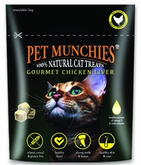 Pet Munchies Gourmet Chicken Liver