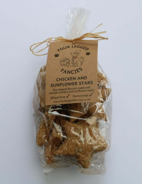 Four Legged Fancies Sunflower Stars